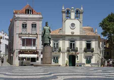 Centre of Cascais