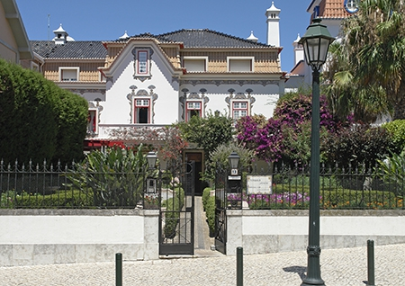 Residential area in Cascais