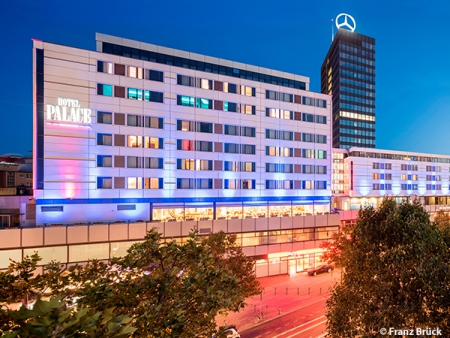 The euroPLX 70 Conference Hotel Palace Berlin